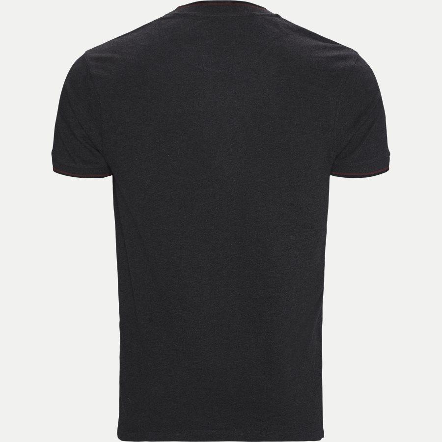 CROIX - Croix Crewneck T-shirt - T-shirts - Regular - ANTRA MEL - 2